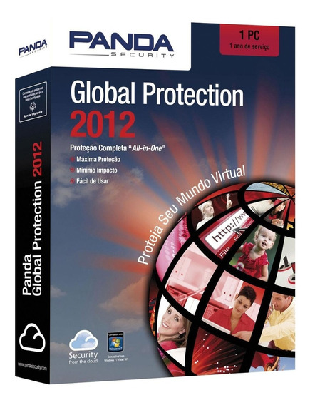 Software Global Protection 2012 1 Licen - Panda Software