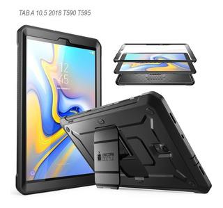 Galaxy Tab A 10.5 T590 S4 T830 2018 Case Supcase Con Parante