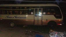 Se Renta Mini-bus Con Chofer