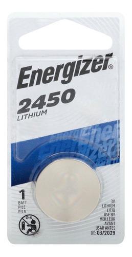 Pila Cr2450 Energizer Sensores Alarmas Centro De San Martin