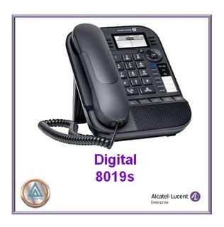 Teléfono Alcatel-lucent Modelo Digital 8019s (gama Nueva, Sustituyendo Al Modelo 4019)