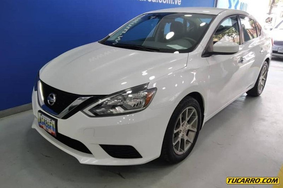 Nissan Sentra Sv-multimarca