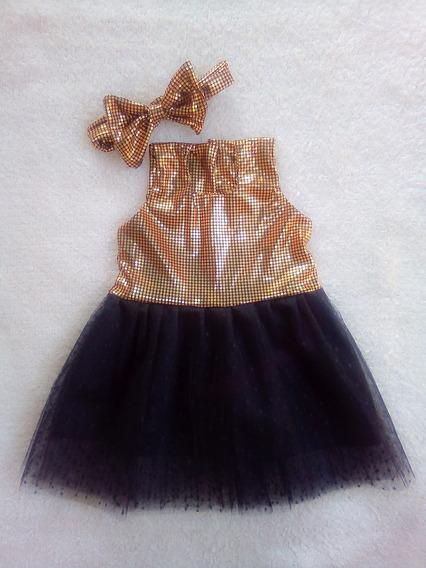Vestido Niña Bebe Talla 2 Y 4