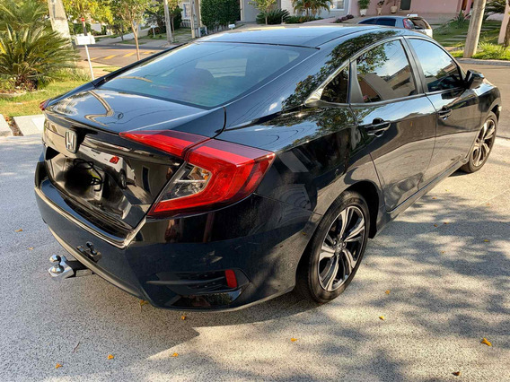 Honda Civic 2.0 Exl Flex Aut. 4p 2017