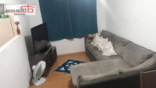 Apartamento À Venda, 50 M² Por R$ 215.000,00 - Freguesia Do Ó - São Paulo/sp - Ap2507