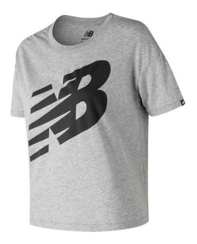 Remera New Balance Mujer Essentials Truck Club Tee Wt81538
