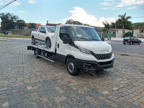 Guincho Iveco 35 S 150 Plataforma Hidráulica 5x2,10