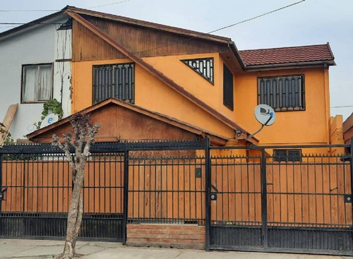 Vende Casa 4d-2b, Comuna De Maipú