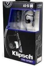 Phone De Ouvido Klipsch As-5i Pro-sport