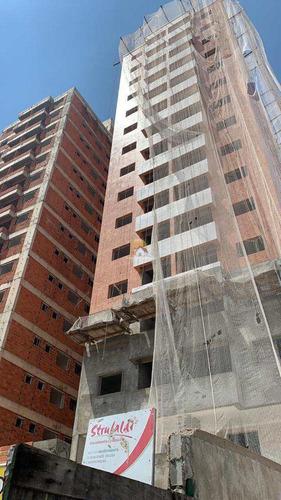 Apartamento Com 2 Dorms, Ocian, Praia Grande - R$ 341 Mil, Cod: 5974 - V5974
