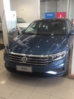 Volkswagen Vento 1.4 250 Tsi Highline 150cv At 2020 Ec