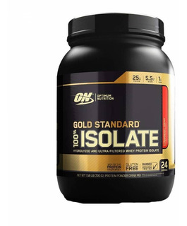Whey Gold Isolate 720g 1,58lbs Hidrolisado - Optimum
