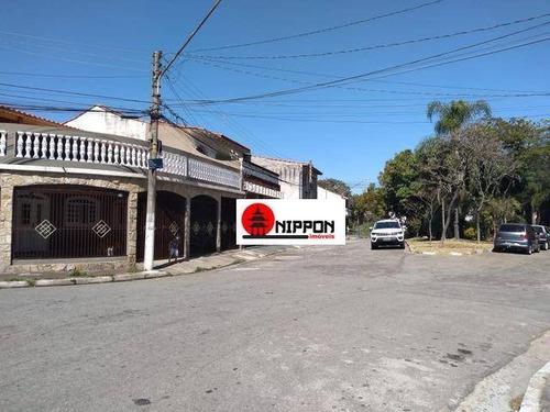 Casa Com 4 Dormitórios À Venda, 192 M² Por R$ 721.000 - Parque Renato Maia - Guarulhos/sp - Ca0321