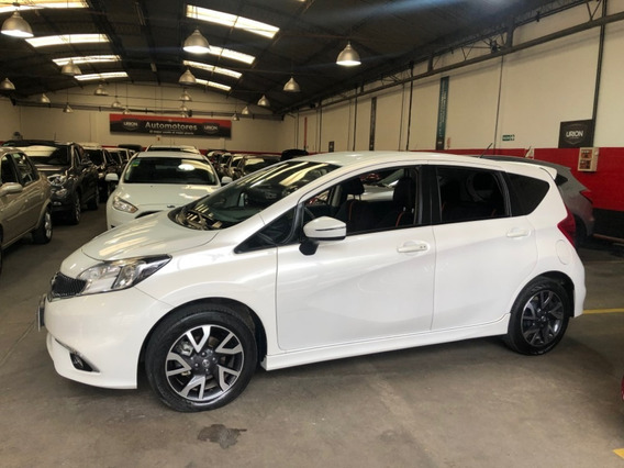 Nissan Note 1.6 Sr 110cv Cvt 2018 Urion Autos
