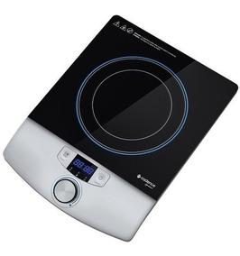 Fogão Cooktop Cadence Gourmet 1q Indução 127v Fog600