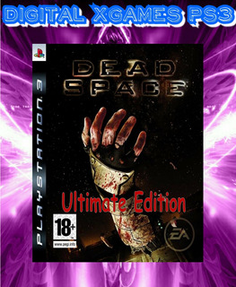 Dead Space 1 Ultimate Edition Ps3