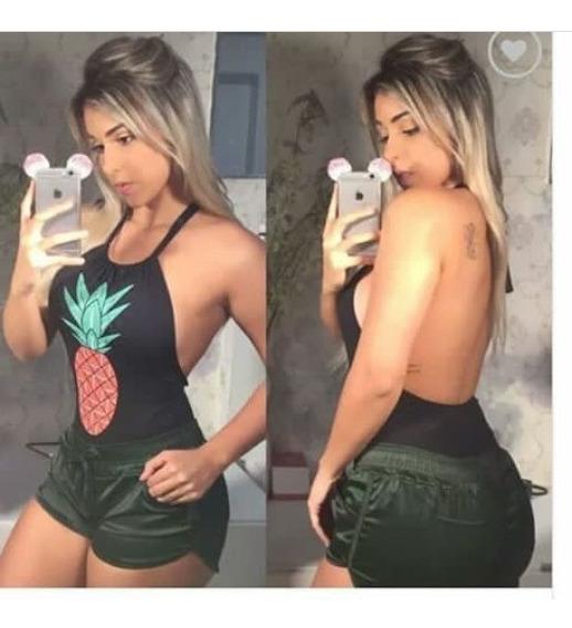 Body Abacaxi Tam U