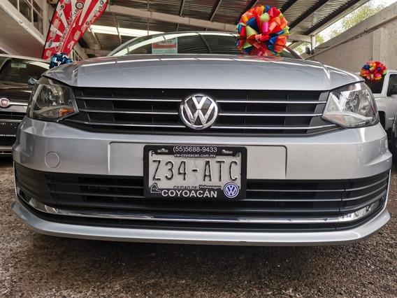 Volkswaguen Vento Automatico Comforline Factura Agencia Un D