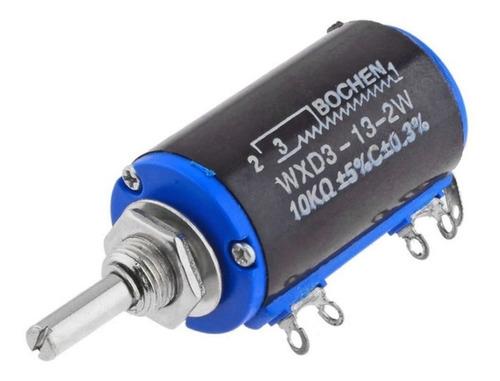Potenciometro Multivuelta Wxd3-13-2w 10k