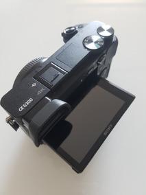Sony Alpha A6300 Lente 16-50 4k Mirrorless Wi-fi Ñ A7 A7s