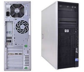 Workstation Hp Z400 Xeon 12gb +quadro Fx3800