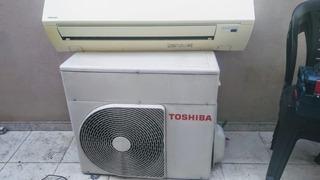 Aire Acondicionado 6000 Frio Calor Toshiba Japon Poco Uso