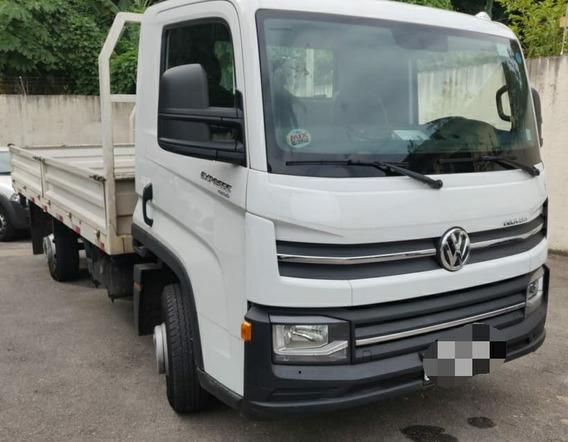 Vw Delivery Express Trend Carroceria C/ Ar - Nova - Baixo Km