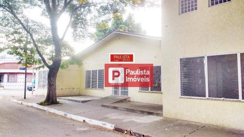 Casa Com 7 Dormitórios Para Alugar, 200 M² - Campo Belo - São Paulo/sp - Ca2318