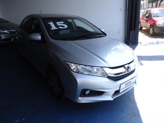 Honda City 2015 1.5 Exl Flex Aut.