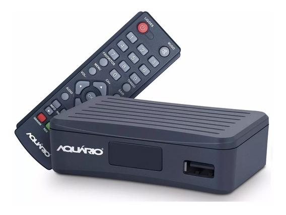 Kit Com 5 Converor Digital Dtv 4000 Full Hd S/cabo Hdmi