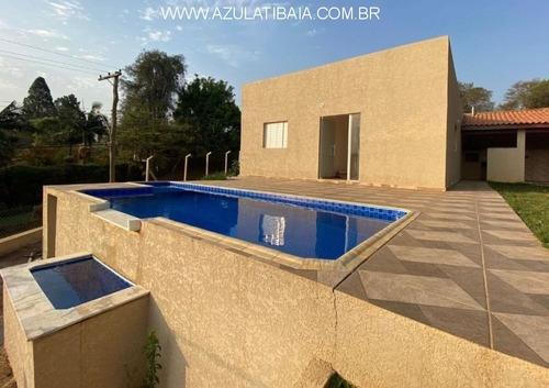 Imagem 1 de 20 de Chacrinha Residencial À Venda Em Atibaia, Bairro Vitória Régia. - Ch03543 - 68771012