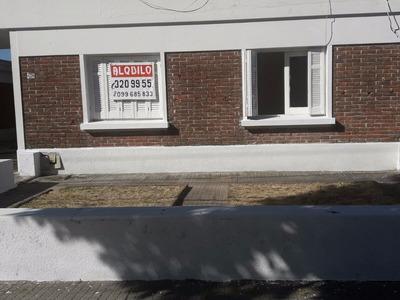 Alquiler De Apartamento Al Frente En Paso Molino/belvedere