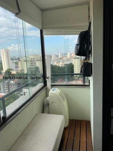 Apartamento Para Venda Em Osasco, Vila Yara, 3 Dormitórios, 1 Suíte, 3 Banheiros, 2 Vagas - 8549_2-888722