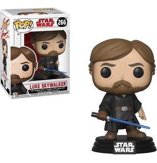 Funko Pop Star Wars The Last Jedi Luke Skywalker