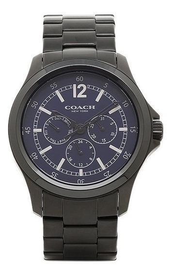 Coach Reloj Hombre W5021 Nuevo 100% Original