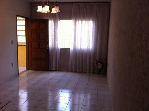 Imagem 1 de 14 de Excelente Sobrado Com Duas Salas,4 Vagas De Garagem,entrada Lateral,3 Dormotorios E Uma Suite. - 1332 - 2691514