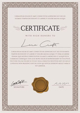 Diploma Ens Medio Tecnic E Superior