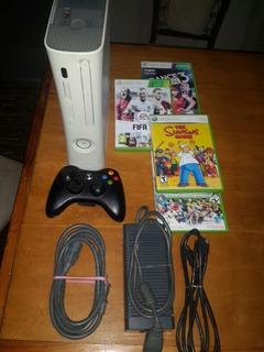 Vendo Permuto Xbox 360 Con Rgh
