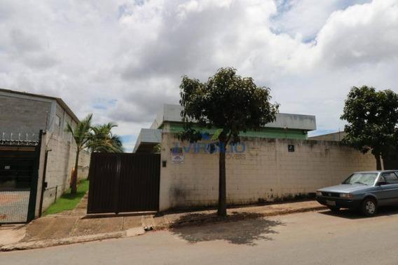 Galpão A Venda Em Goiânia/senador Canedo - Ga0016