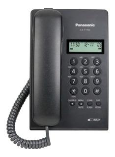 Teléfono Analógico Panasonic, Analógica, Escritorio/pared