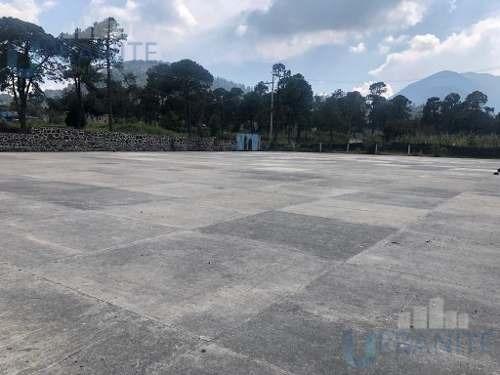 Terreno En Venta En San Miguel Ajusco