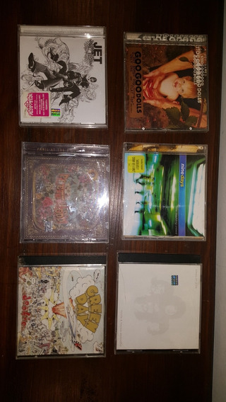 Green Day. Goo Goo Dolls. Lote 5 Cds Muy Buen Estado!!