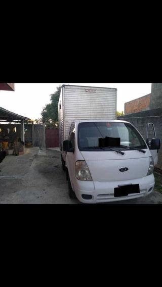 Kia Bongo 2.5 Std 4x2 Rs Turbo C/ Carroceria 2p 2008