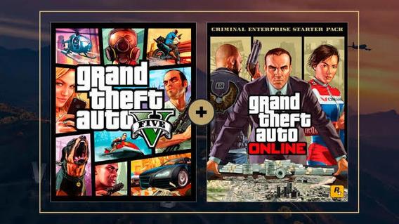 Gta 5 Premium Edition Pc Original