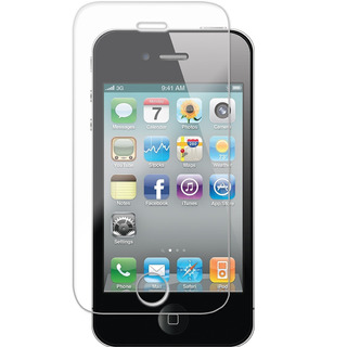 Película De Plástico Para iPhone 4g-4s | Kit C/ 3 Peças