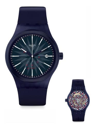 Relógio Swatch Sistem Ink Sutn404