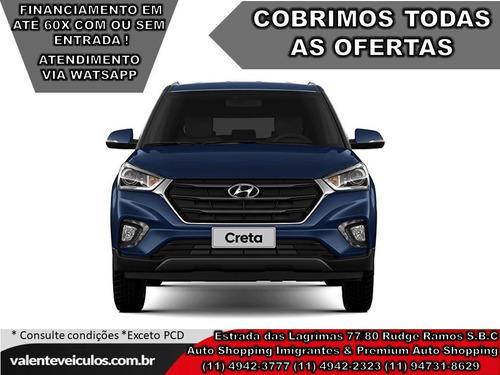 Hyundai Creta 2.0 Prestige (aut) 2021 *todas As Cores*