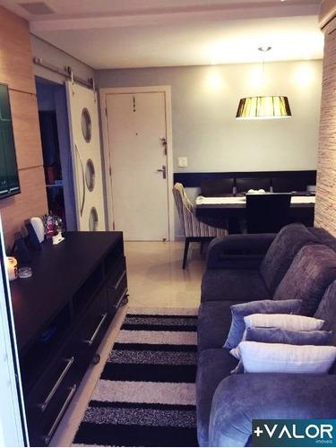 Imagem 1 de 27 de Residencial Home Flex - Apartamento Santos Gonzaga - Go775 - 32392820
