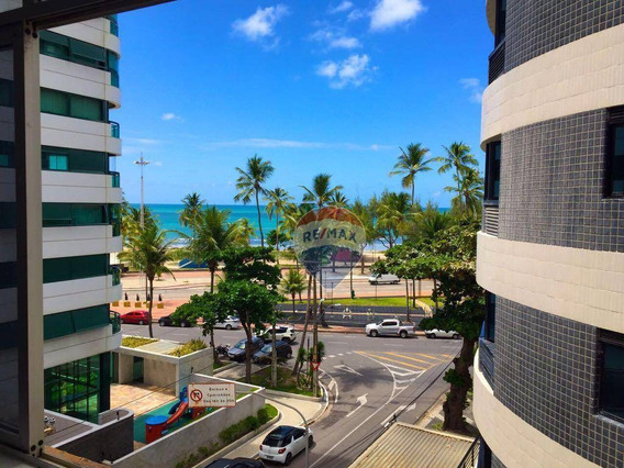 Apartamento Para Alugar Com 4 Quartos Em Boa Viagem. Excelente Oportunidade - Ap0560