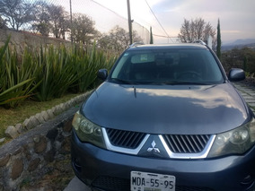 Mitsubishi Outlander 2.4 Xls Aa Ee Qc Piel At 2009